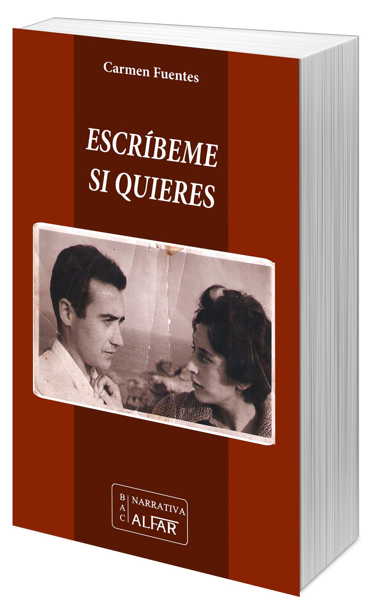 Entrevista en La Tribuna de Albacete a Carmen Fuentes y su novela Escríbeme si quieres