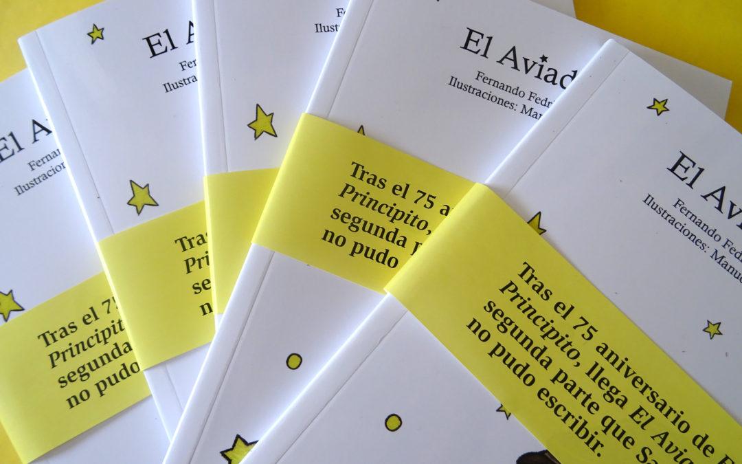 Magnífica reseña de El Aviador en la web librosquevoyleyendo.com