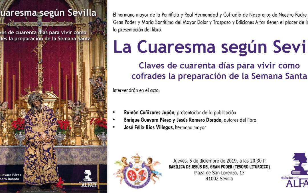 Presentación La Cuaresma según Sevilla
