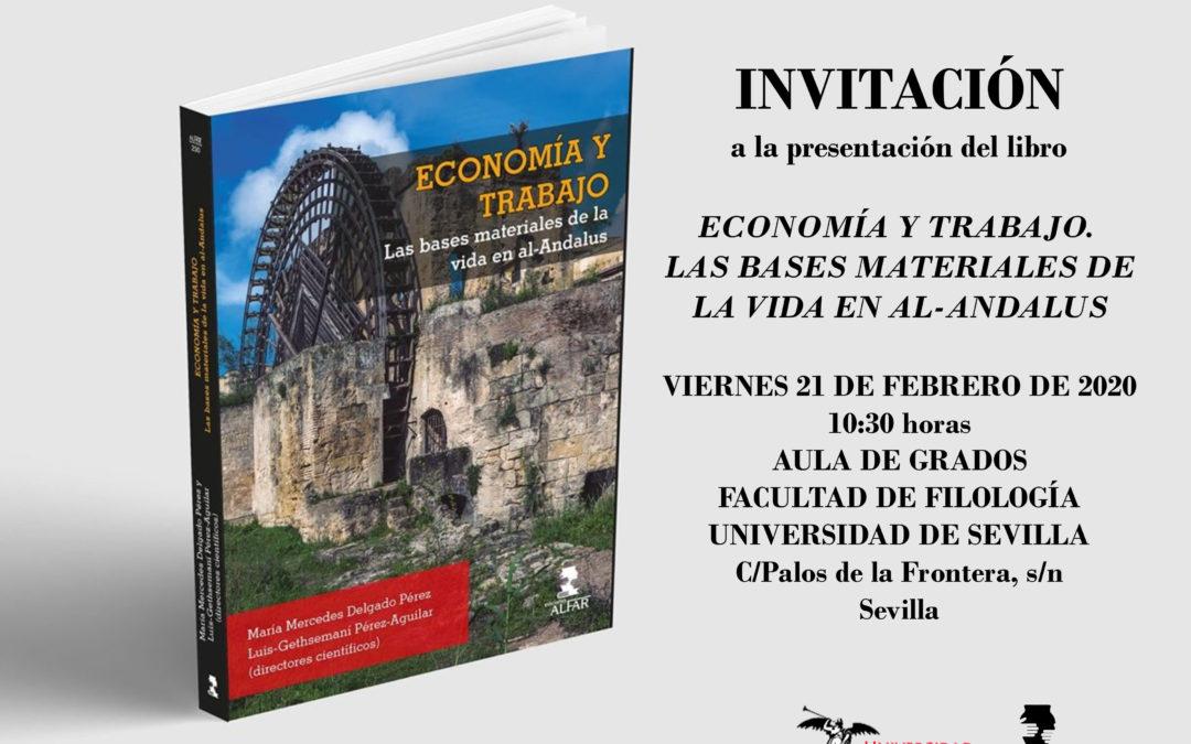 Presentación Economía y trabajo. Las bases material de la vida en al-Andalus