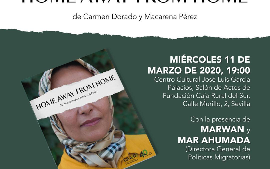 Presentación Home away from home en Fundación Cajal Rural del Sur