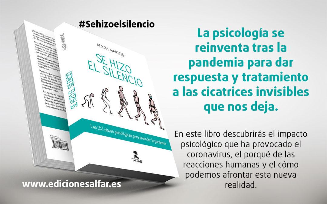 Entrevista a  Alicia Martos  y su libro Se hizo el silencio en Madrid Directo de Onda Madrid